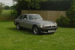 MGB GT EDITION 1981 2 OWNERS