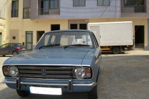 Ford Cortina Deluxe Mk2 1300cc