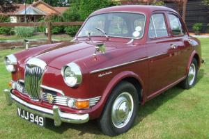 Riley One Point Five 1.5 Great First Time Classic Historic Vehicle