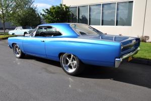 1969 PLYMOUTH HEMI ROAD RUNNER   RECREATION   BY BARRY WHITE SPEED SHOP