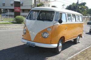 Brazilian VW Splitscreen Camper  Photo