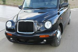 2004 London Taxi TXII Executive Sedan