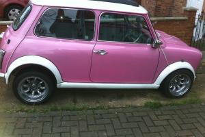 classic mini 1962