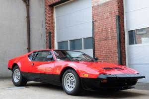1974 DeTomaso Pantera GTS 28K Original Mile Example With Known History Excellent