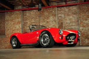 1965 Shelby Cobra 427 SC CSX4000 Continuation Car With 4,900 Miles From New