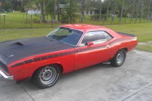 1970 AAR Cuda Radio Delete Car!