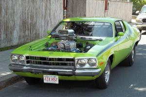 Plymouth Roadrunner Big Block 440 Four Speed Pro Street Car