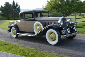 1932 Buick model 96S Country Club Coupe.  Full CCCA classic
