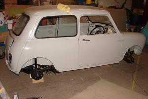 Mk1 Morris Mini Project Restored To A Very High Standard 1960 S Brakes  Photo