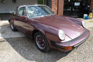 1979 PORSCHE 911 3.0 SC