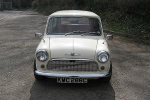 1965 MK1 MORRIS MINI