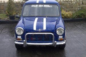 Morris Mini Van 1963