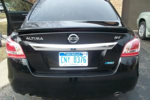 2013 Nissan Altima SV Sedan 4-Door 2.5L