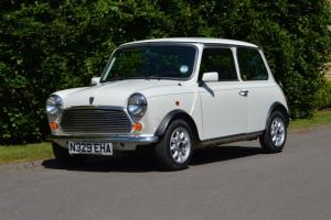 1995 ROVER MINI MAYFAIR ONLY 4,450 MILES  Photo