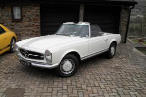 1968 Mercedes 280SL Pagoda Automatic