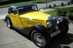 1951 Morgan Plus 4 Drophead coupe