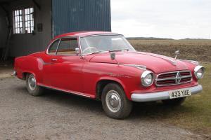 Borgward Isabella TS Coupe 1960
