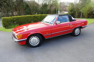 Mercedes 300SL Auto R107 Year 1986
