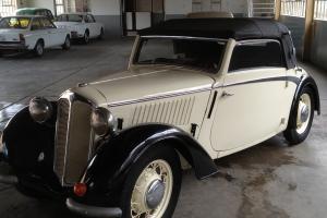 1935 AUTO UNION DKW F5 FRONT LUXUS CABRIOLET  Photo