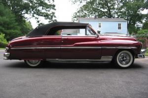 1950 Mercury Converible Coupe
