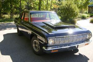 1964 Plymouth Super Stock