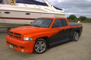 Dodge Ram 1500 Custom Low Rider like Ford F150,Chevy Silverado, Spares/Repair