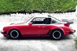 1978 PORSCHE 911 SC SPORT TARGA