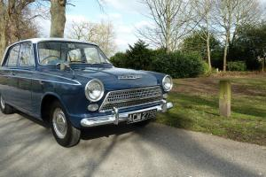CORTINA MK1 1500 SUPER - LOVELY EXAMPLE