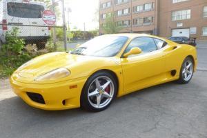 Ferrari : 360 MODENA Photo