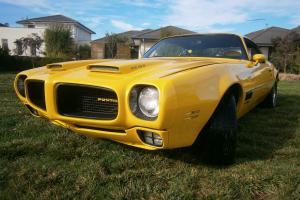 1971 Pontiac Formula 350 Firebird