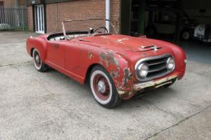 1952 Nash Healey Roadster