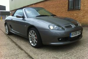 2009 MG TF 135 LE 500 GREY