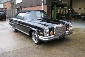 1970 Mercedes-Benz 280SE 3.5 Convertible