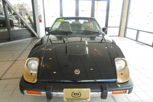 1980 DATSUN 280ZX 10th Anniversary Edition BLACK GOLD 1084 of 3000