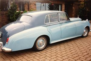 Rolls Royce Silver Cloud 1957, 145k miles. LH Drive Photo