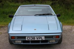1985 LOTUS EXCEL SE BLUE FABTASTIC CAR VERY WELL LOOKED AFTER,