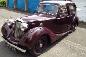 1947 Sunbeam Talbot 10 Saloon