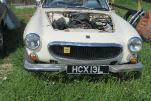 volvo 1800es complete running car restoration project with a bonus  Photo