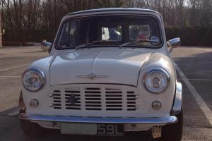 CLASSIC MINI VAN 1275CC L REG TAX EXEMPT 1972