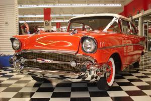 1957 Chevrolet Bel-Air 283- 3 Speed Manual