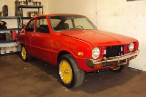 1971 Mazda R100 12A half bridge/semi PP dual downdraft Weber carbs