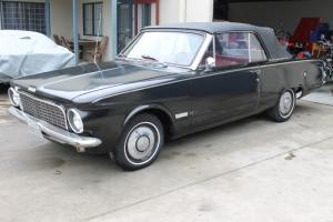 Chrysler Valiant Signet 1963 Factory Convertible 225 Manual Tidy CAR Runs Sweet