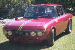 Lancia Fulvia Coupe Ralley 1 3  Photo