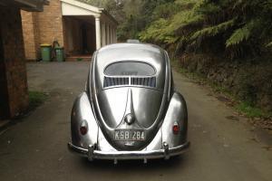 1956 Volkswagen Oval Beetle