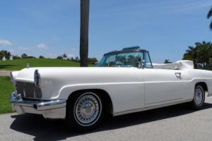 1956 LINCOLN CONTINENTAL MARK II CONVERTIBLE VERY RARE FLORIDA COLLECTOR CARS