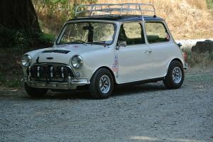1971 Austin Mini Cooper works rally tribute