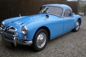 1961 MGA Coupe 1600 MKII
