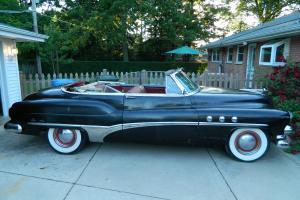 1951 Buick Super convertible