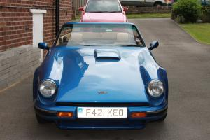 1989 TVR 280 S BLUE
