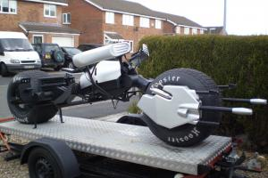 Static Replica Bike Pod